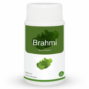 Brahmi ( Bacoppa Moneiri ) Tablets