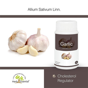 Garlic (Allium sativum) Tablets