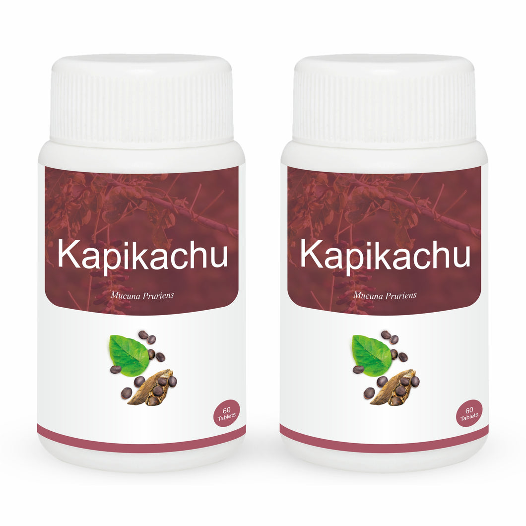 Herb Essential Kapikachu Tablet 60's (Pack of 2)