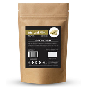 Multani Mitti (Bentonite Clay / Fuller's earth)