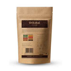 Shikakai Natural Hair Wash Powder, 200g - (50g x 4 pack)