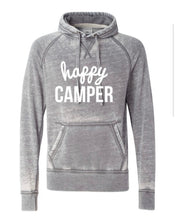 Load image into Gallery viewer, Happy Camper Hoodie