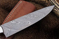 Damascus Hand Made Chef Knife