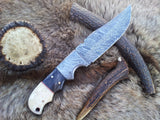 New Handmade Damascus Knife