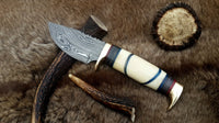 Hand Made Skinning Or Hunting Knife