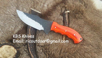 Hand Made Hand Forge Steel Blade Killer