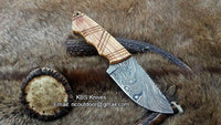Hand Made Skinning Knife