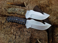 Stainless Steel Blade Gut hook Knife
