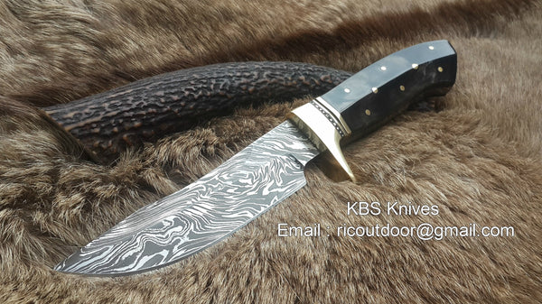 New Hand Made Hunting Knife