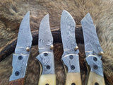 Damascus Folding Knives ( Deal )