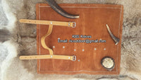 Hand Made Damascus Hunting Kit