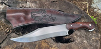 Heavy Duty Hunting Bowie Knife