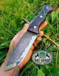 1095 Steel Hunting Camping Knife