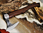Custom Handmade Hand Forged Carbon Steel Tomahawk