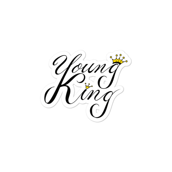 YK Bubble-free stickers