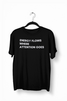 Energy Flows t-shirt