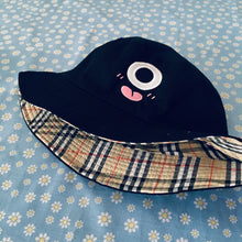 SAMPLE| Yokai bucket hat (black)