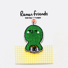 Ramen friends- Cosmo iron on patch