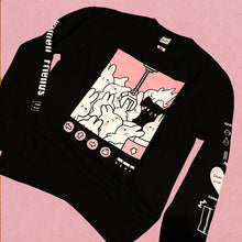 Ramen friends- Claw machine sweatshirt