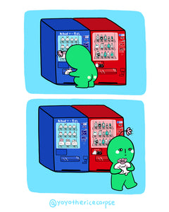 Hibud - Vending machine