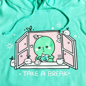 Take a break hoodie