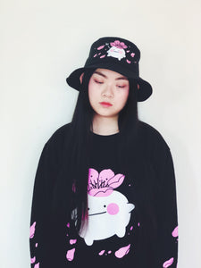Let it bloom bucket hat