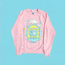 SAMPLE | Hibud Tamagotchi sweatshirt