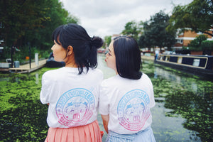 Ramen friends - Y.T.R x Awesome Possum collab tee