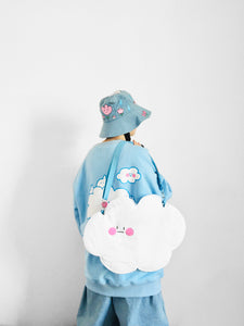 Cloud bag (plush)