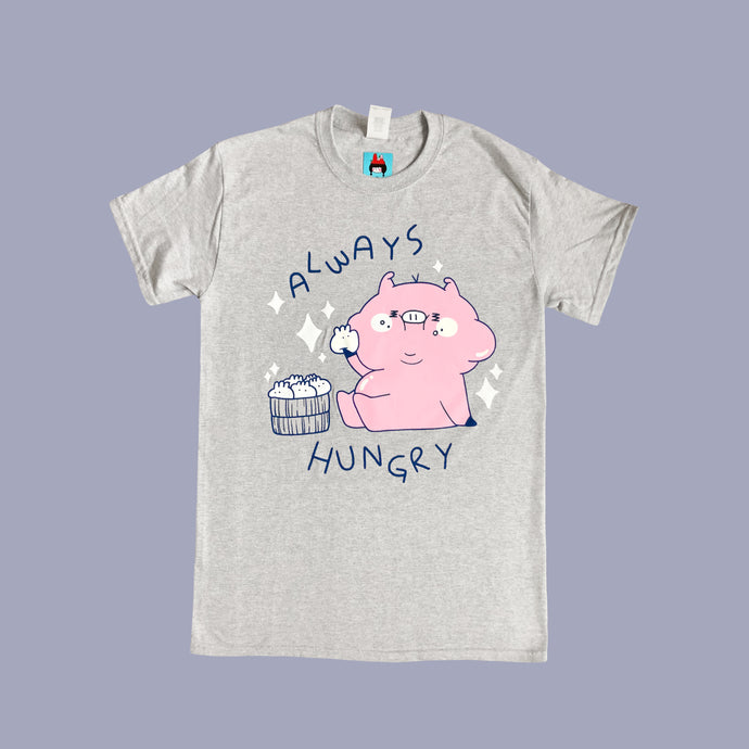 CH1 -always hungry tee