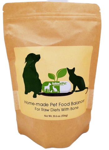 home made pet food recipe