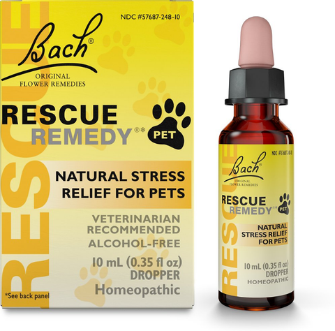 bach remedies for pets