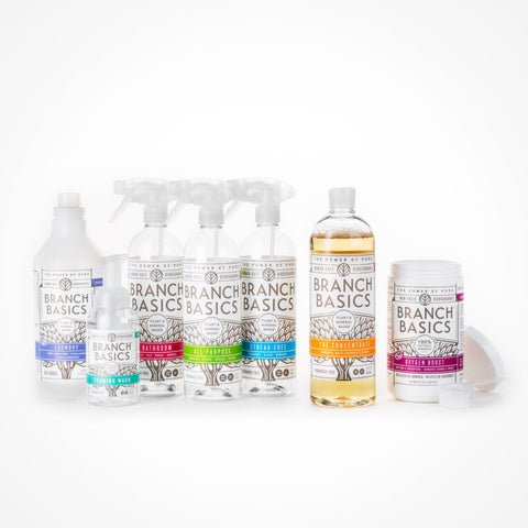 Pet Safe Organic Cleaning Products