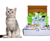 4-FURRY CATS *RESTORATIVE GROOMING KIT