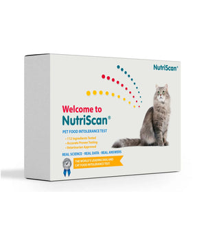 CAT FOOD ALLERGY/INTOLERANCE TEST KITS!
