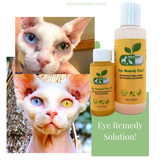 EYE HEALTH / Herbal Eye Remedy Solution