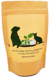 HOME-MADE PET FOOD SUPPLEMENT *For Raw Recipes WITH Bone*