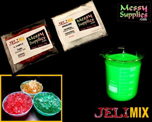 1 Litre 'Sample' Jeli Mix™ • 1 Litres • MessySupplies