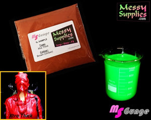 1 Litre 'Sample' Xtra Thick MS»Gunge™ • 1 Litres • MessySupplies