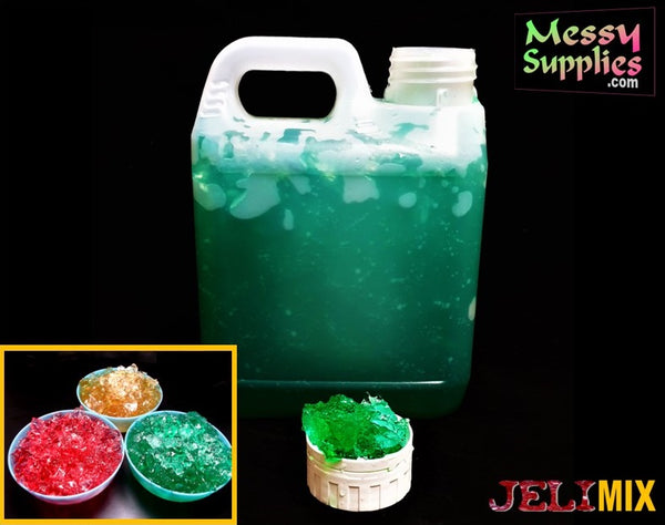 1L 'Sample' Ready Mixed Jeli Mix™ • Ready Mixed • MessySupplies