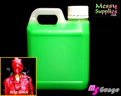 1L 'Sample' Ready Mixed Xtra Thick MS»Gunge™ • Ready Mixed • MessySupplies