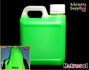 1L 'Sample' Ready Mixed Thick Natrosol™ Gunge • Ready Mixed • MessySupplies