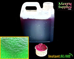 1L 'Sample' Ready Mixed Instant SLIME™ • Ready Mixed • MessySupplies
