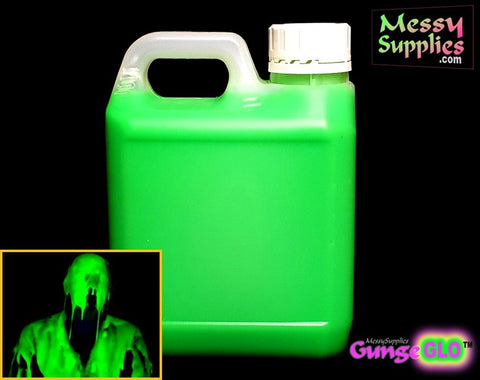 1L 'Sample' Ready Mixed UV GungeGLO™ • Ready Mixed • MessySupplies