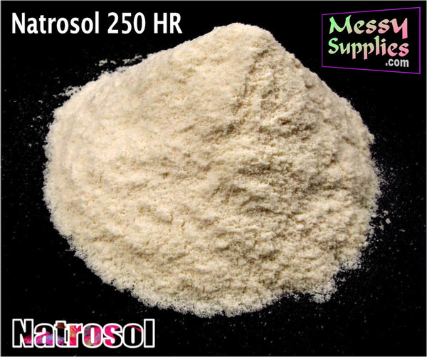 Pure Natrosol HR 250 (Hydroxyethyl Cellulose) Powder