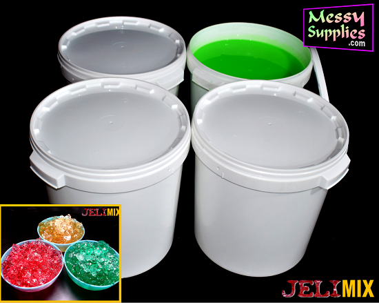 100L Mega RM Jeli Mix • Ready Mixed • MessySupplies