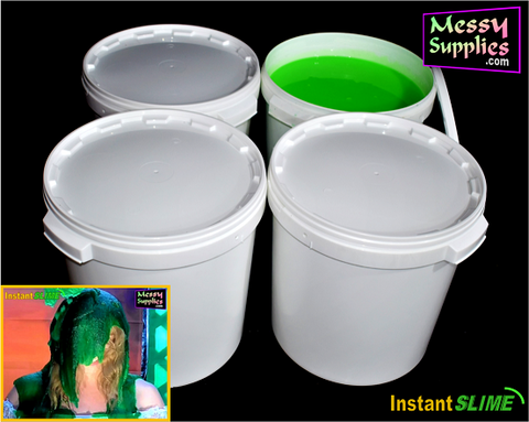 100L Mega RM Instant SLIME • Ready Mixed • MessySupplies