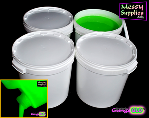 100L Mega RM UV GungeGLO™ • Ready Mixed • MessySupplies