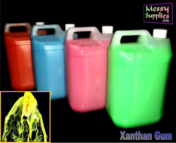 5L of Ready Mixed Xanthan Gum Gunge • Ready Mixed • MessySupplies