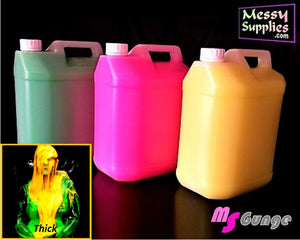 5L Ready Mixed Thick MS»Gunge™ • Ready Mixed • MessySupplies
